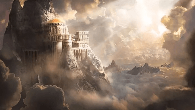 El olimpo de los dioses: nuestra inspiración