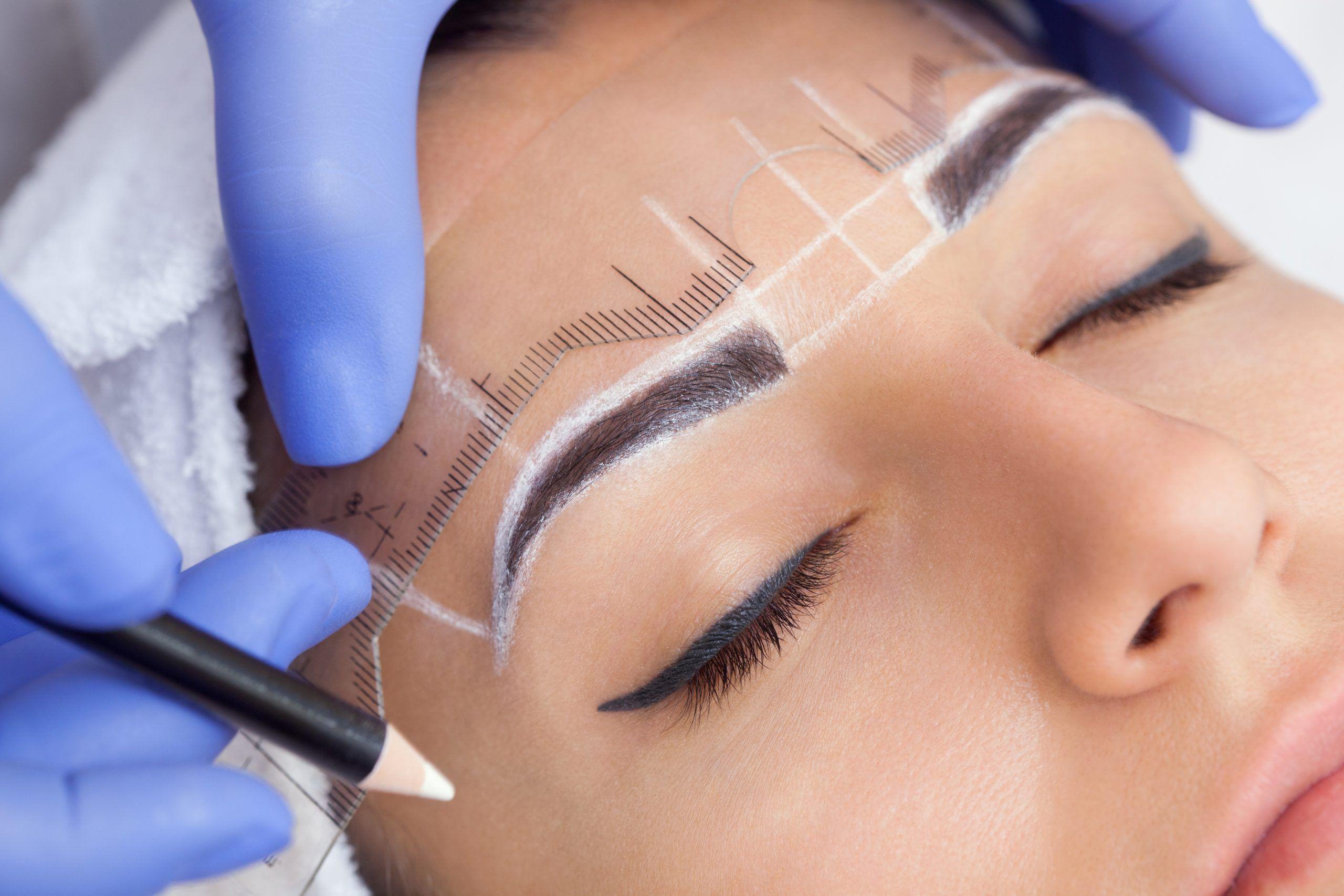Microblading de cejas: el secreto del rostro perfecto